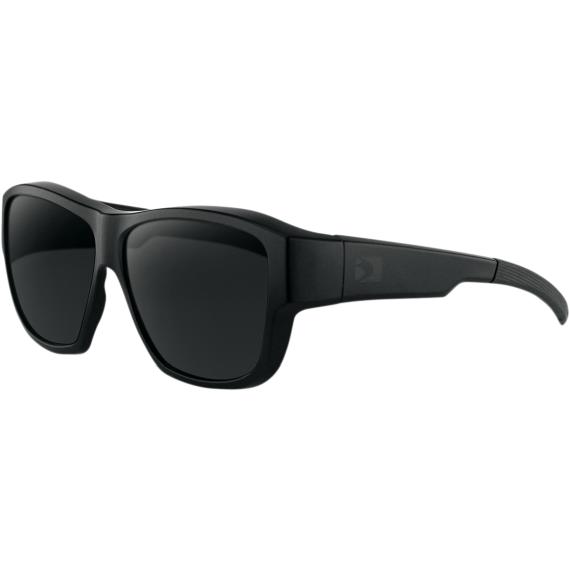 Bobster Eagle OTG Sunglasses - Matte Black - Smoke