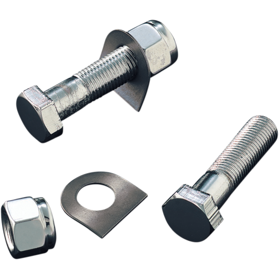 Kuryakyn Footpeg Mount - Chrome