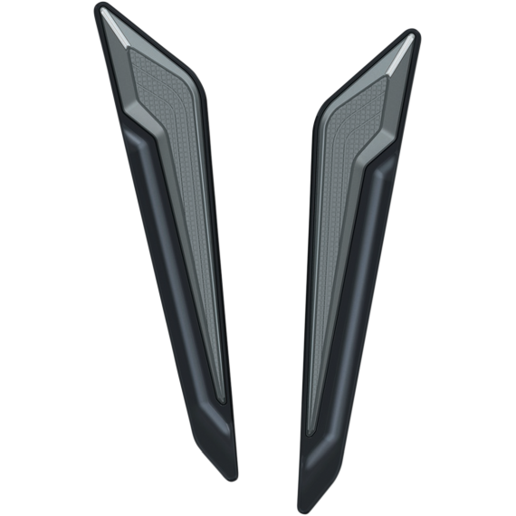 Kuryakyn LED Fork Inserts - Black