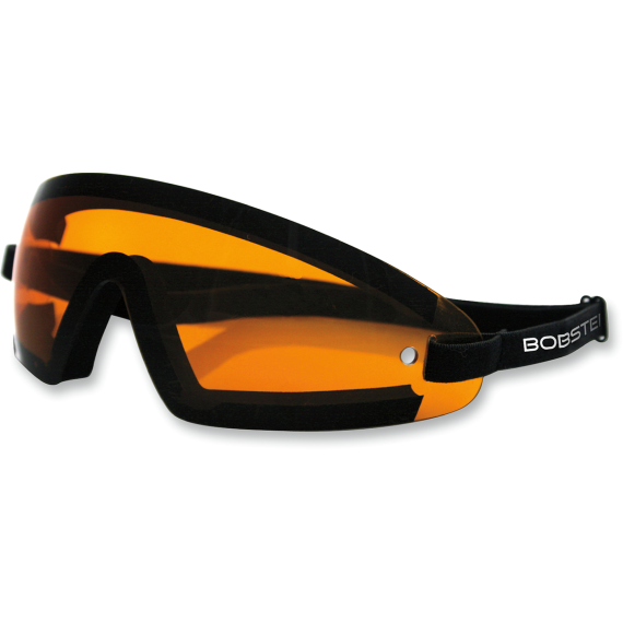 Bobster Wrap Goggles - Amber