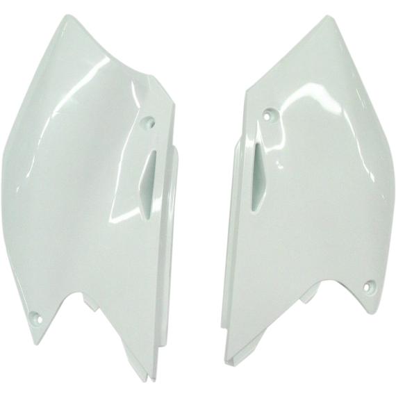 Acerbis Side Panels - RMZ/KXF 250 - White