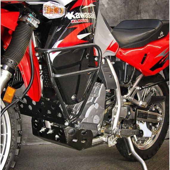 Happy Trails Products PD Nerf Bars Kawasaki KLR650E 2008+