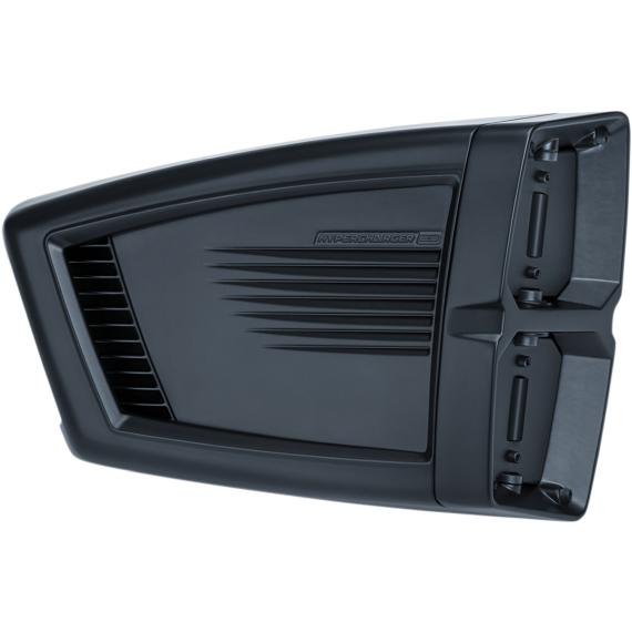 Kuryakyn Hypercharger ES Twin Cam Electric Black