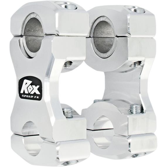 """Rox Speed FX 2-1/2"""" Pivoting T-Stem Riser"""
