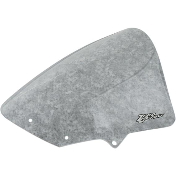 Zero Gravity Corsa Windscreen - Clear - ZX6R/ZX10R