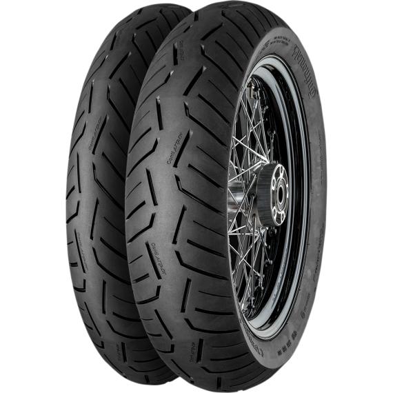Continental Tire - Road Attack 3 - 120/70ZR17 58W