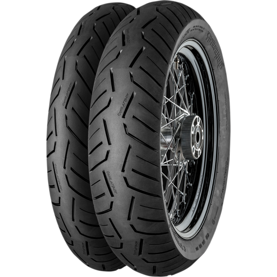 Continental Tire - Road Attack 3 - 130/80R17 65V
