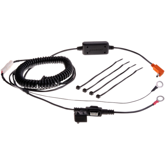 Powerlet Battery to Micro USB Wiring Kit