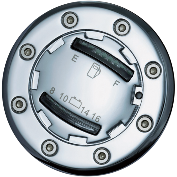 Kuryakyn Informer LED Fuel/Battery Gauge