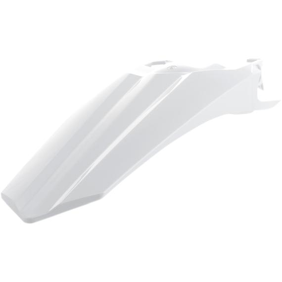 Acerbis Rear Fender - White - CRF450