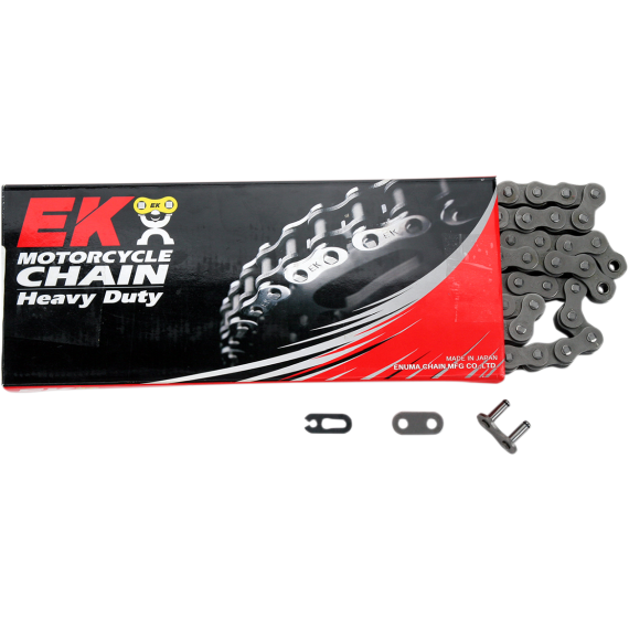 Enuma Chain (EK) 520 SR - Heavy-Duty Non-Sealed Chain - 116 Links