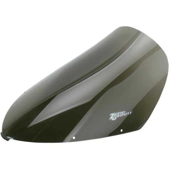 Zero Gravity Sport Winsdscreen - Smoke - 650R '06-'07