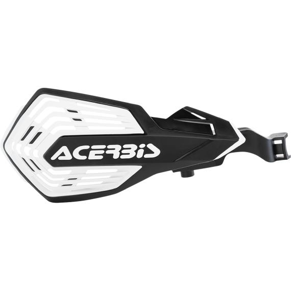 Acerbis Black/White K-Future Handguards