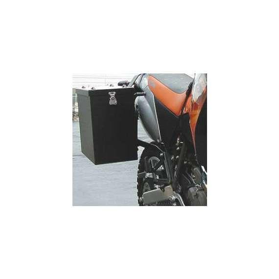 Happy Trails Products Aluminum Pannier Kit OWYHEE - KTM LC4-640 Enduro