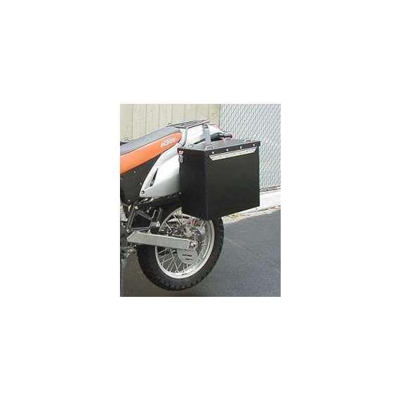 Happy Trails Products Aluminum Pannier Kit TETON - KTM LC4-400 Enduro