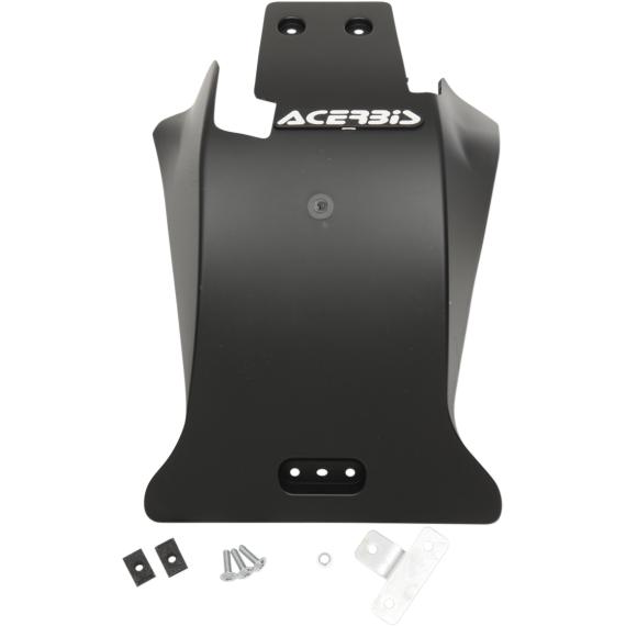 Acerbis Skid Plate - Beta - Black
