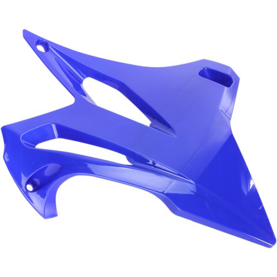 Acerbis Radiator Shrouds - YZ85 - Blue