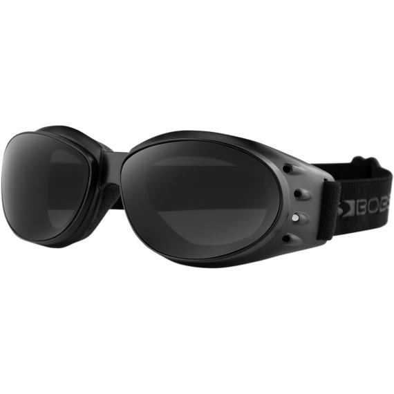 Bobster Cruiser III Goggles - Matte Black - Interchangeable Lens