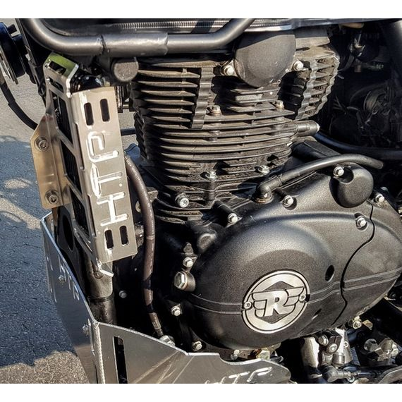Happy Trails Products Happy Trails Royal Enfield Himalayan Oil Cooler Guard