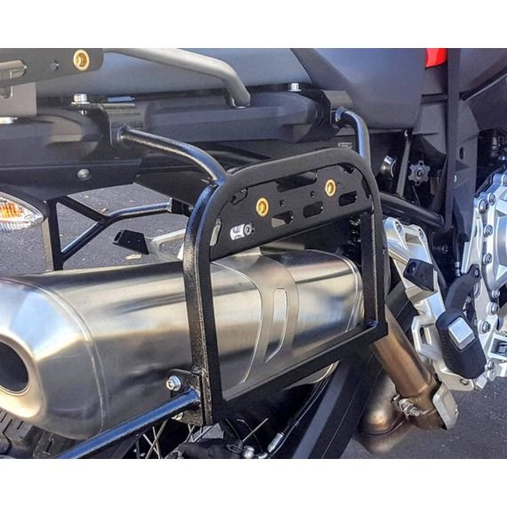 Happy Trails Products Happy Trails SU Side Rack BMW F750-F850GS Twin