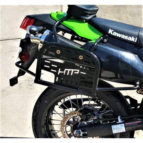 Happy Trails Products Happy Trails SU Side Rack Kawasaki 2009+ KLX250S & KLX300 - Current