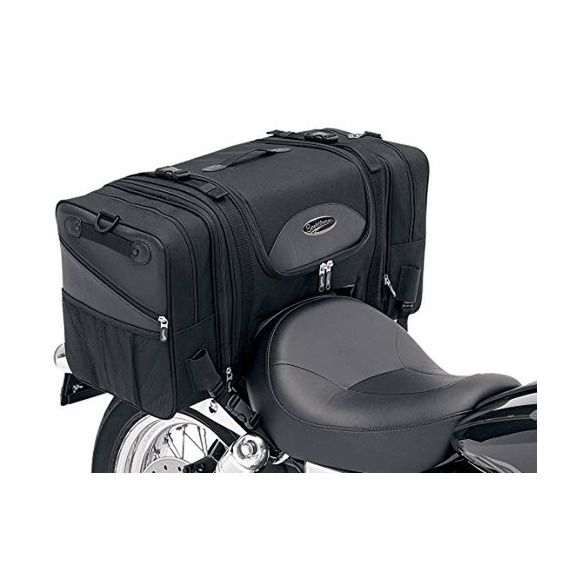Saddlemen Deluxe Cruiser Tail Bag