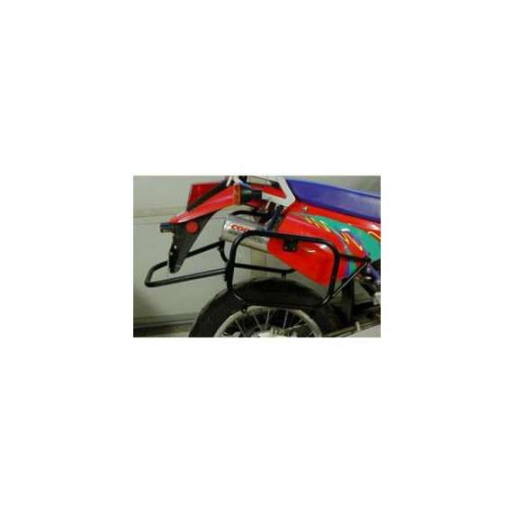 Happy Trails Products Happy Trails SU Side Rack Kawasaki KLX650
