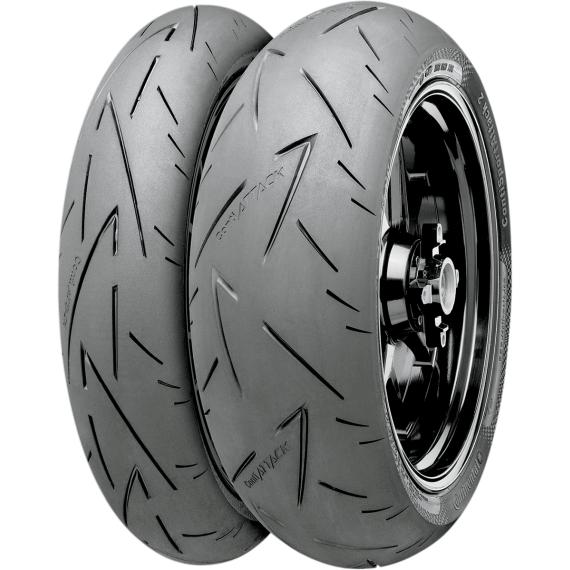 Continental Tire - Sport Attack 2 - 180/55ZR17