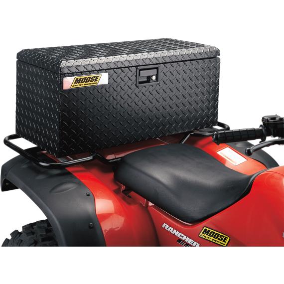 Moose Racing Moose Aluminum Rear ATV Storage Trunk
