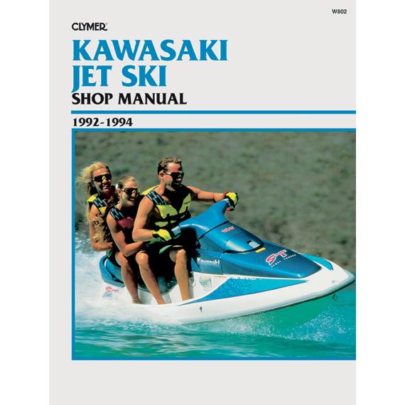Clymer Manual - Jet Ski