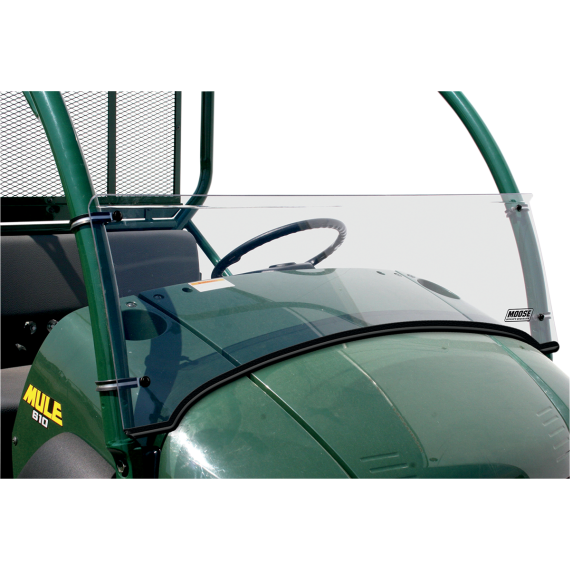 Moose Racing Half Windshield - Mule 610