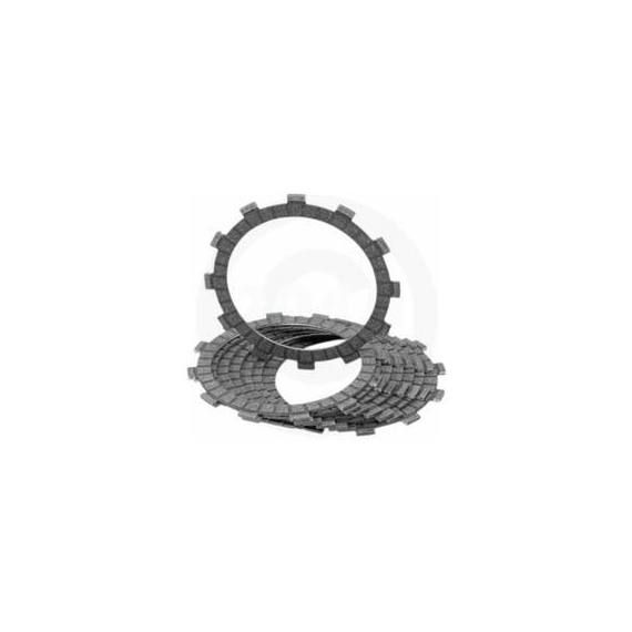 KG CLUTCH FACTORY KG POWERSPORTS HIGH PERFORMANCE KEVLAR CLUTCH DISC SET