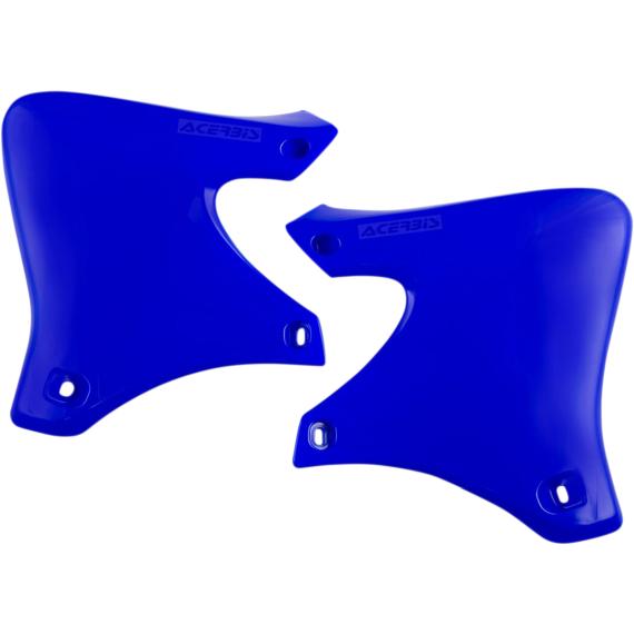 Acerbis Radiator Shrouds - YZ 426 - Blue