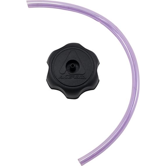 Acerbis Gas Cap - Black - Small