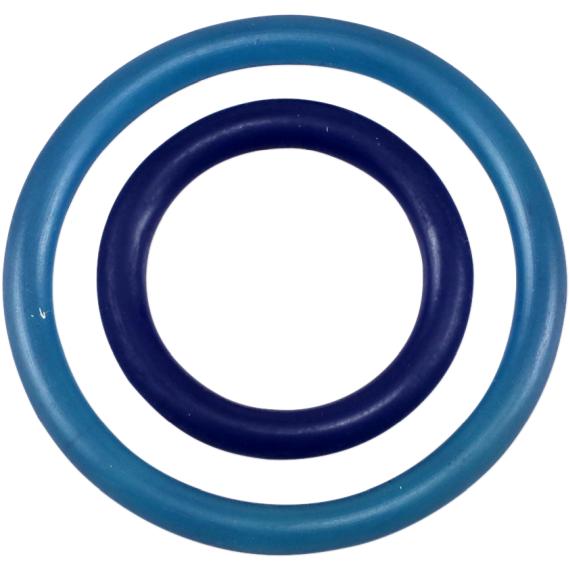 Parts Unlimited Works Performance Bladder O-Ring Kit