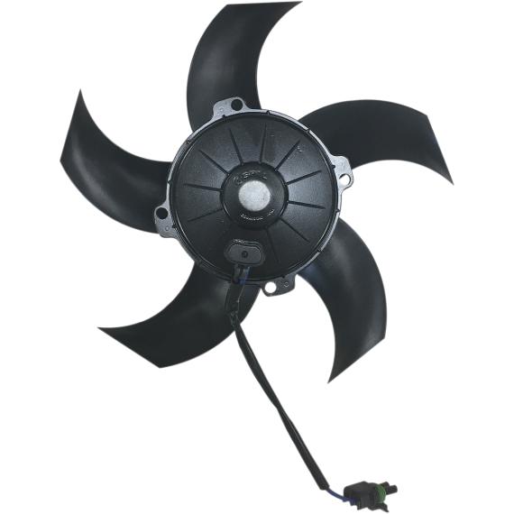 Moose Racing Hi-Performance Cooling Fan - 1300 CFM
