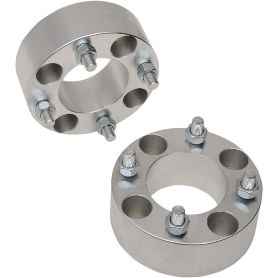 """Moose Racing Wheel Spacer - 4/110 - 2"""" - 12 mm X 1.25"""