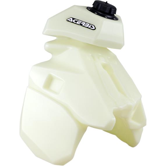 Acerbis Gas Tank - Natural - 4.0 Gallon - Husqvarna