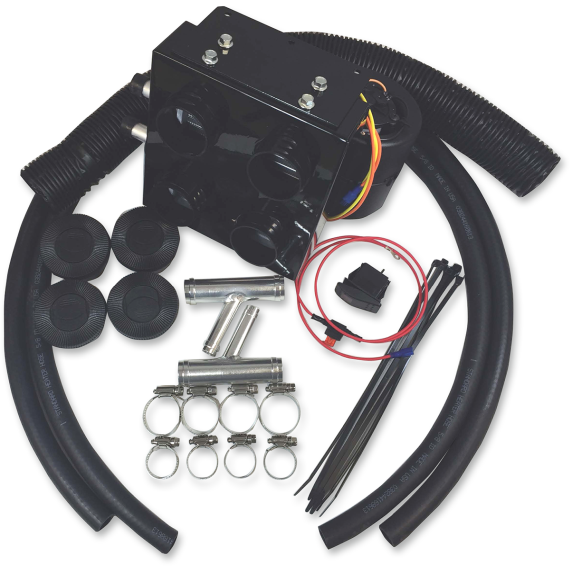 Moose Racing UTV Cab Heater - Midsize 570