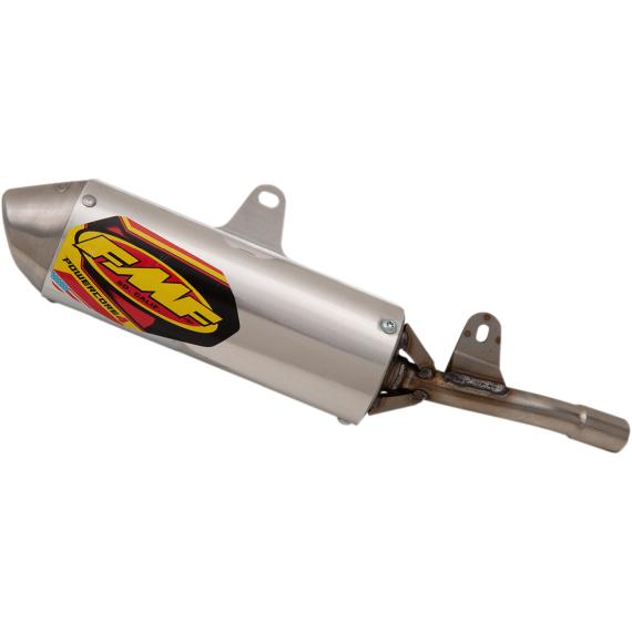 FMF RACING Mini PowerCore 4 Slip-On Muffler - without Spark Arrestor - CRF110F '19+
