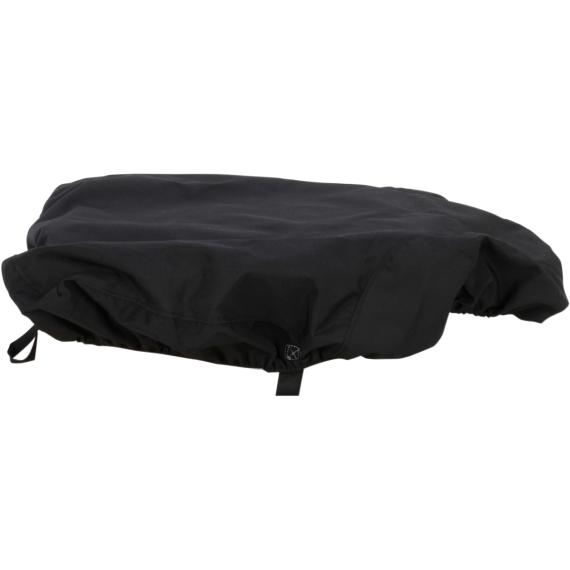 Moose Racing Seat Cover - Black - Foreman