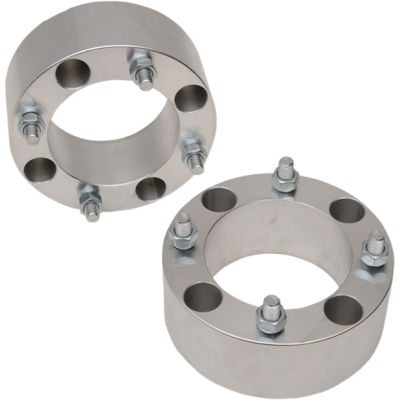"""Moose Racing Wheel Spacer - 4/110 - 2-1/2"""" - 12 mm X 1.50"""