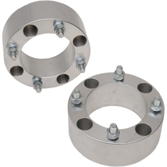 """Moose Racing Wheel Spacer - 4/156 - 2-1/2"""" - 12 mm X 1.50"""