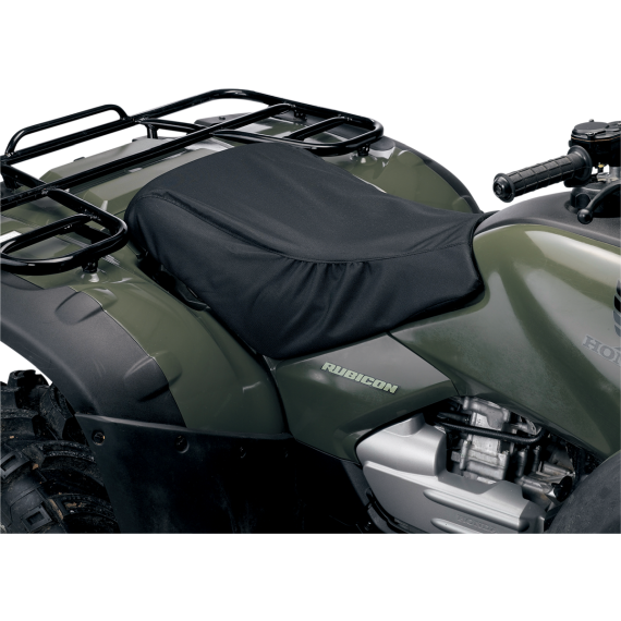 Moose Racing Seat Cover - Black - Rubicon
