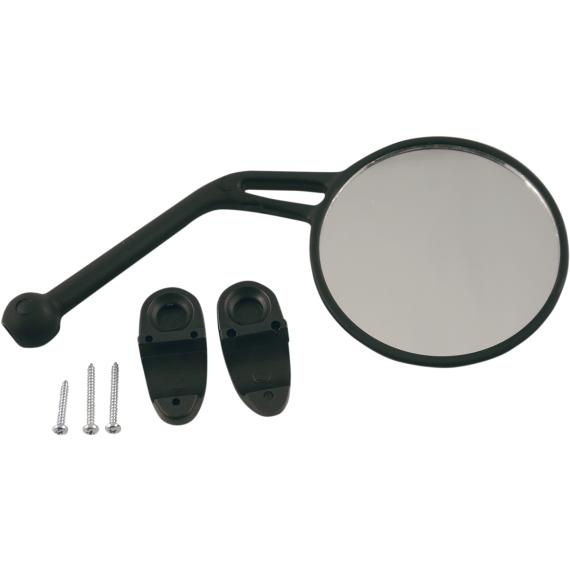 Acerbis Rear View Mirror - Black - Right