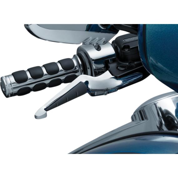 Kuryakyn Chrome ISO® Lever Set