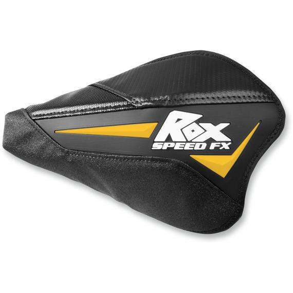 Rox Speed FX Yellow/Black Flex Tec Handguards