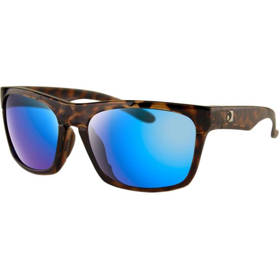 Bobster Route Sunglasses - Brown - Purple Revo
