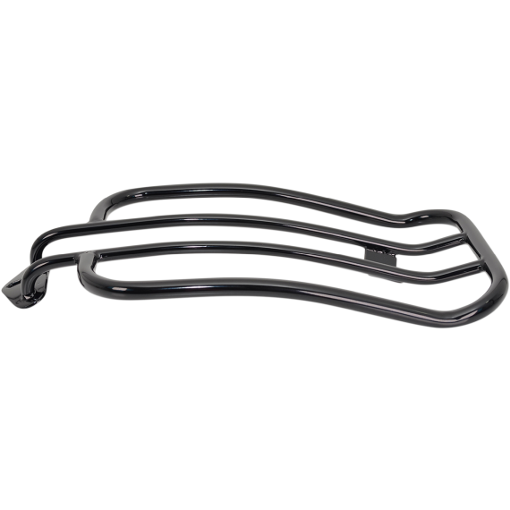 Motherwell Lugage Rack - Gloss Black - Dyna