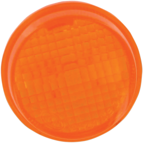 K and S Technologies Replacement Turn Signal Lens - Amber - Honda
